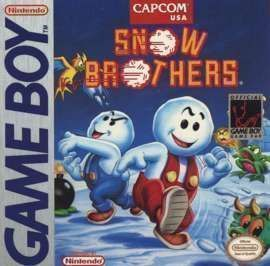 Snow Bros Jr  ROM [Free & Fast] Download for Gameboy